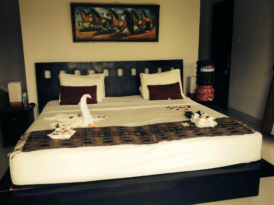 Puri Asri Villa & Spa : Deluxe Room
