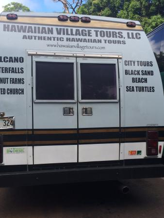 Hawaiian Village Tours: John Mcbride - took us to places that other people had never been