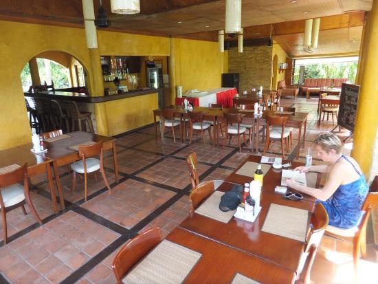Palm Garden Resort Phuket : Speisebereich