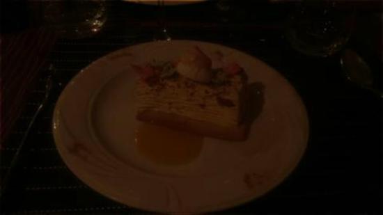La Cave des Saveurs : dessert