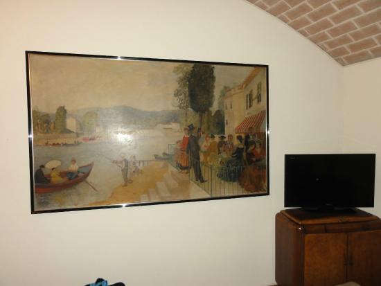 Relais Il Monticello : quadro di montefeltro antica