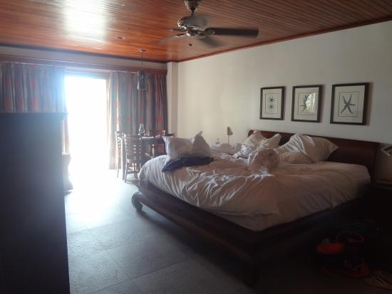 Hotel L'Esplanade: Bedroom