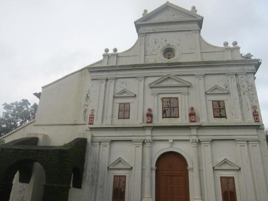 Chapel of Our Lady of the Mount: chapel