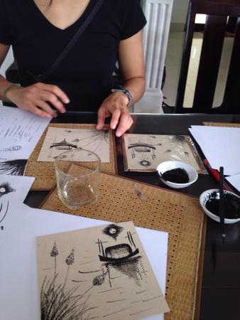 Lifestart Foundation Workshop: Painting class