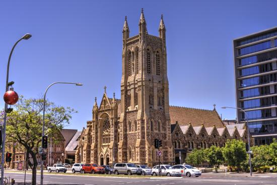 St Francis Xavier Cathedral: Church
