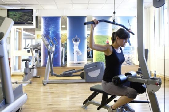 Scandic Backadal: Gym