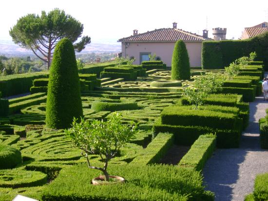 Il giardino all 39 italiana photo de villa lante bagnaia - Giardino all italiana ...