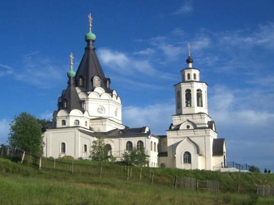 The Church of St. Tikhon