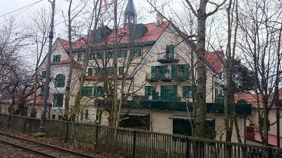 Parkhotel Holzner: Hotel