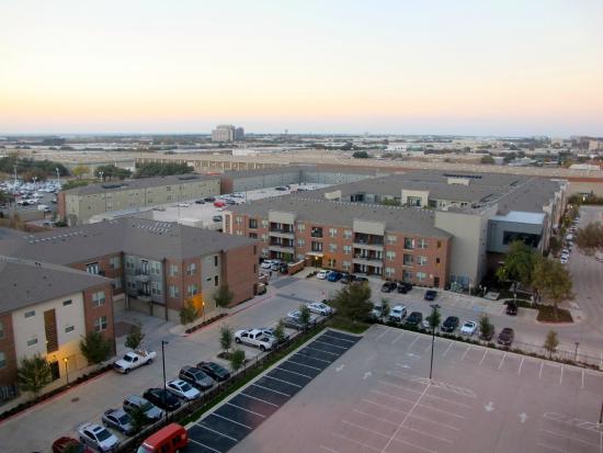 Sheraton Dallas Hotel by the Galleria: view