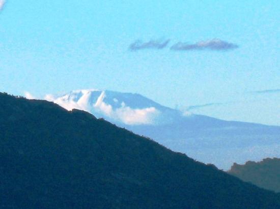 Arusha Village Experience: Il Monte Kilimanjaro