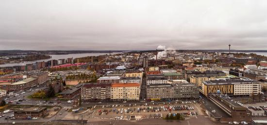 Skybar Picture Of Solo Sokos Hotel Torni Tampere