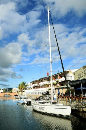 Springtide Sailing Charters: Knysna Quays