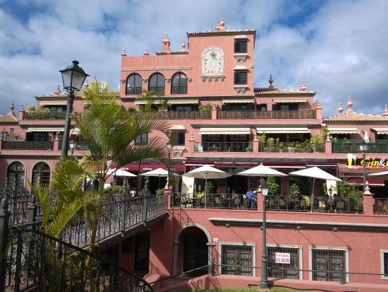 Terraza del botanico: Blick auf die Terrasse