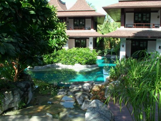 The Elements Krabi Resort: Direct Pool Access villa
