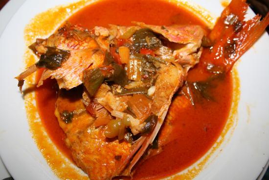 Tam Tam : soupe de poisson