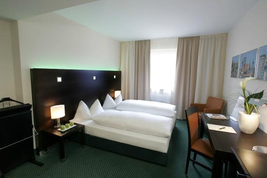 Fleming's Hotel Frankfurt Hamburger Allee: Komfortzimmer
