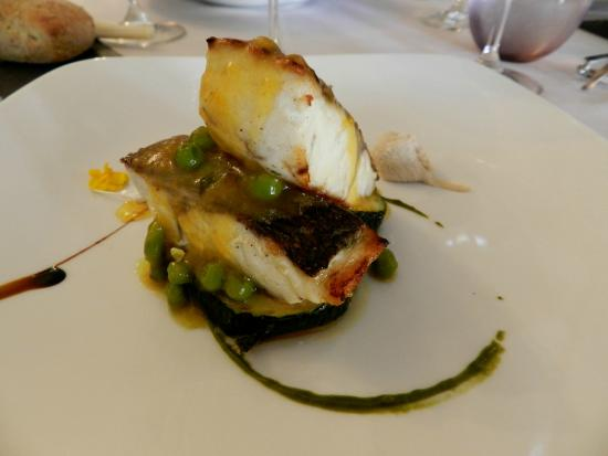 Restaurante Granero: Sea bass