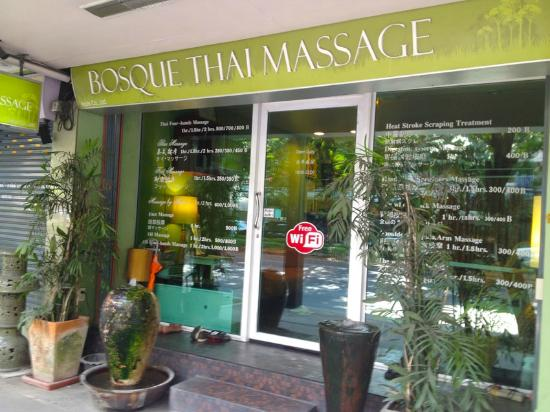 ‪Bosque Thai Massage‬