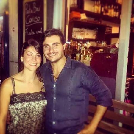 Pasta Bar: Gastgeber♡Marcello&Anna