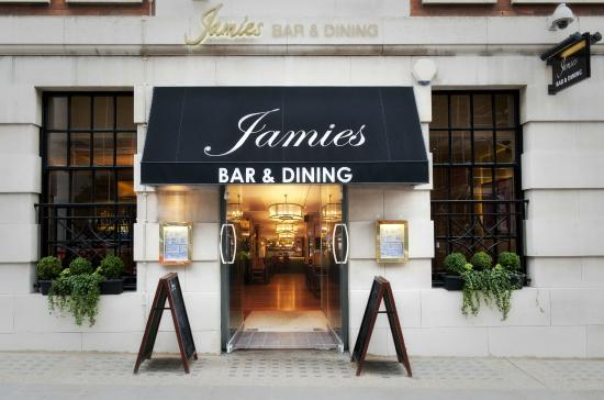 ‪Jamies Wine Bar & Restaurant‬