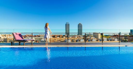 H10 Marina Barcelona Hotel Updated 2018 Prices Reviews Spain Tripadvisor