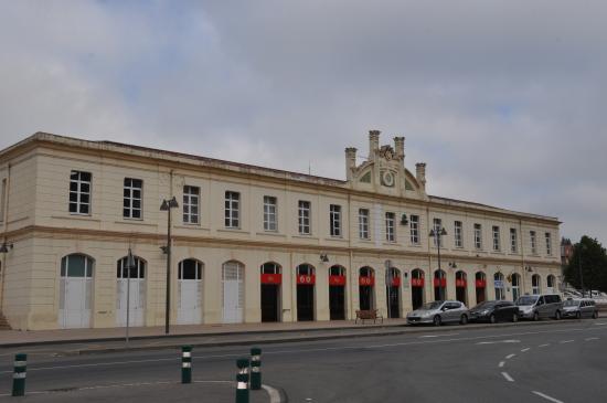 Hotel Estacio del Nord: hôtel de jour