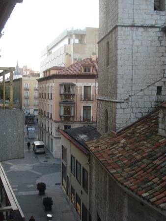 Hotel Roma : vista desde la habitación
