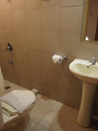 Gran Prix Hotel & Suites Cebu: bathroom