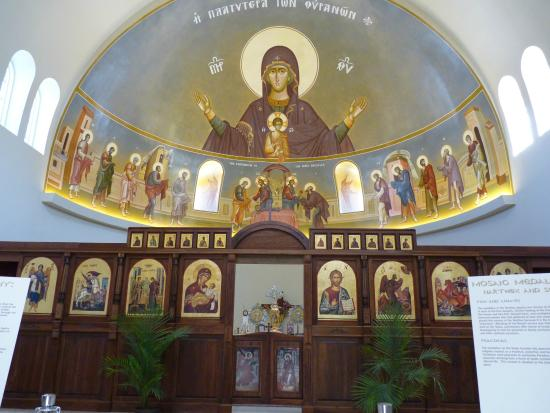 Holy Trinity Greek Orthodox Church: church