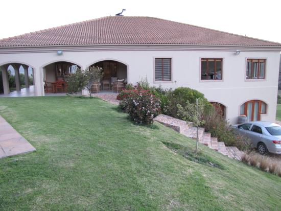 Barton Luxury Villas: view from the villa