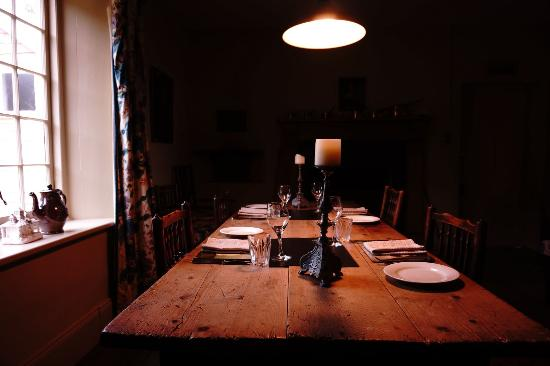 Brockley Estate: Dining Room