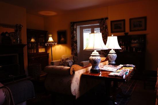 Brockley Estate: Living Room