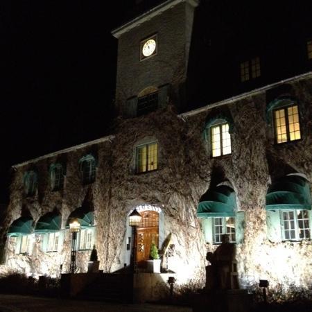 Hvelvet restaurant: Henning