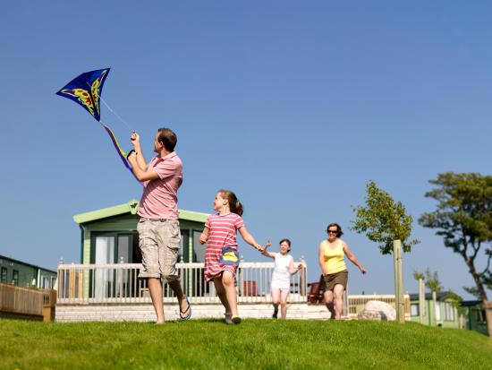 Bay View Holiday Park: Family fun at Bay View