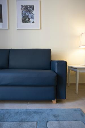 Bilocale-Zona Living-Hotel Torino Santa Giulia art & Wine Residence