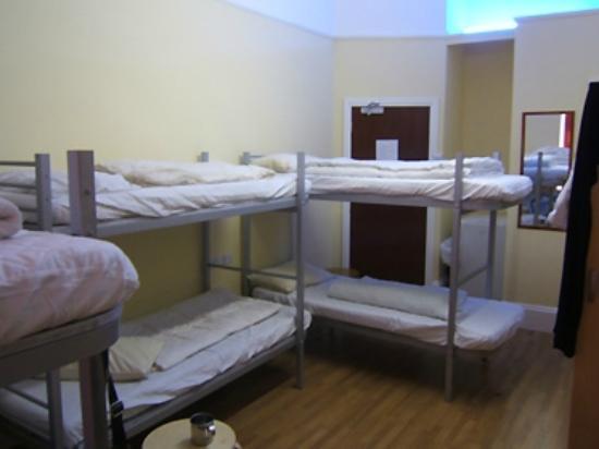 Dolphin Hotel : Habitación con literas