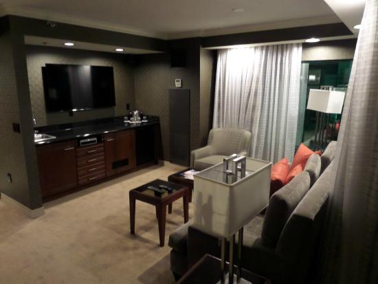 Lounge Luxury Suite Picture Of New York New York Hotel