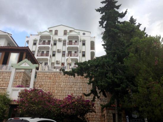 Medusa Hotel: Medusa Otel