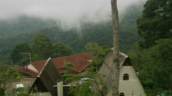 Hotel Do Ype: Vista do chalé