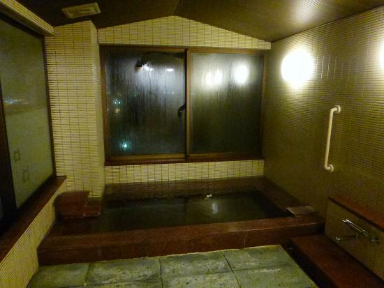 Ginrinso: private onsen