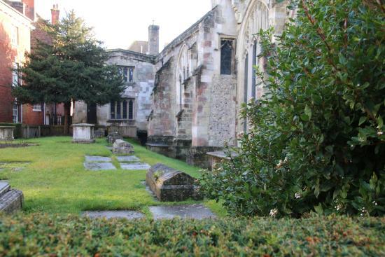 Salisbury City Guides: St Thomas's Church