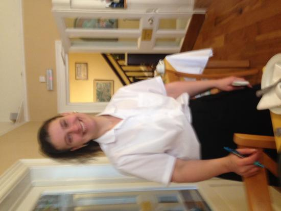 Raincliffe Hotel : Katherine, a friendly face at all times