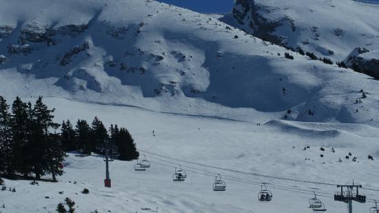 La Clusaz Ski Resort: stunning off-piste