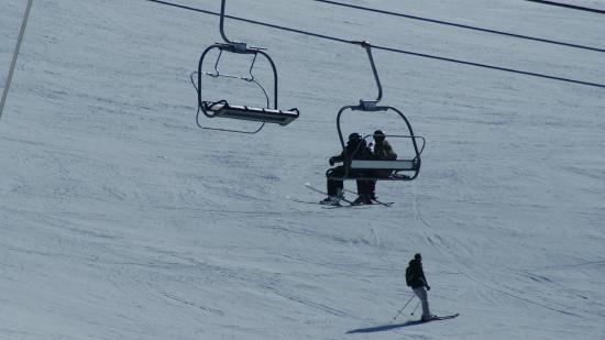 La Clusaz Ski Resort: good lift system