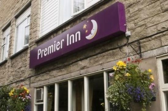 Premier Inn Edinburgh East Hotel: Edinburgh East External