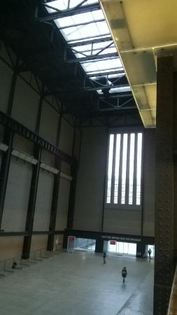 Tate Modern Cafe: Service lacks form and perspective