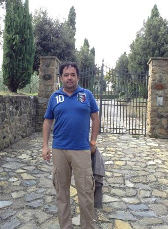 Montorio: Vistas de Montepulciano
