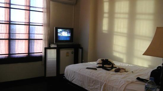 Hotel Khamvongsa: 304号室。