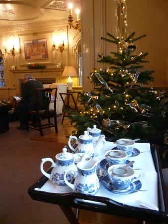 Goddards House and Garden: Afternoon tea